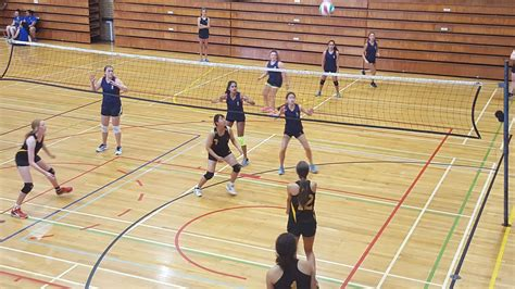 Volleyball - Sports - Sport - Baradene College