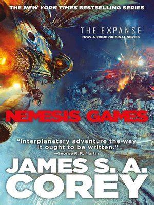nemesis games  james   corey overdrive rakuten
