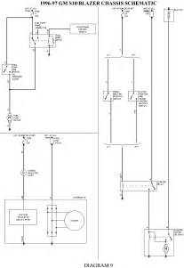 1996 S10 Wiring Diagrams