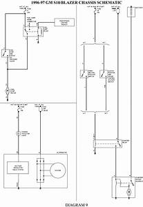 2002 S10 Fuel Pump Wiring Schematic