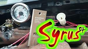 Ls Swap Tachometer Install  Sunpro 8k Tach To 5 3