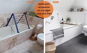 Kleines Bad Renovieren Vorher Nachher : badezimmer renovieren g nstig vorher nachher b a t h r o ~ Articles-book.com Haus und Dekorationen