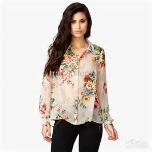 lapel flowers new blouses fashion women blouses and tops sleeve
