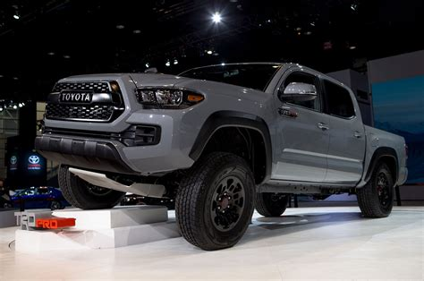 Toyota Tacoma Road Accessories by 2017 Toyota Tacoma Trd Pro In Cement Toyota Of Riverside