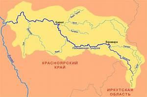 Podkamennaya Tunguska River - Wikipedia