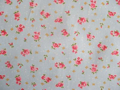shabby chic fabrics uk rose floral100 cotton fabric shabby chic vintage retro per metre pale blue no2