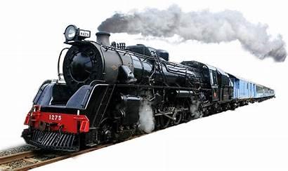 Train Steam Transparent Background Trian Past Times