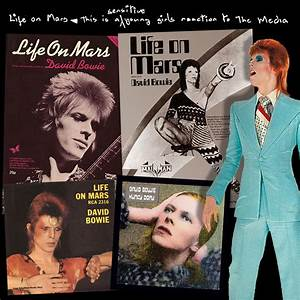 Life On Mars? single is 45 today — David Bowie