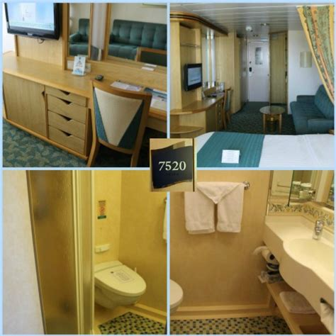Royal Caribbean Liberty of the Seas Balcony Stateroom #7520   Diaries of a Domestic Goddess