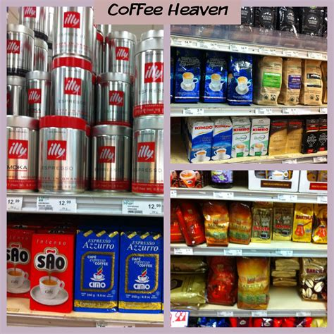 Try a different coffee every day and decide which one you like the most. Italian Coffee Heaven | Best Italian Coffee Brands | Flickr