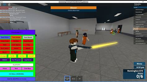 op prison life gui aimbotkill allesp   youtube