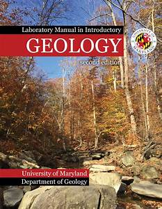 Laboratory Manual In Introductory Geology