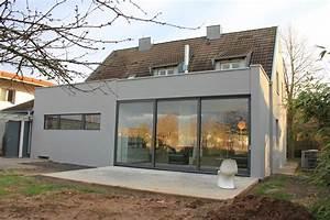 Anbau An Bestehendes Haus : anbau wohnhaus erftstadt h architektur ~ Markanthonyermac.com Haus und Dekorationen