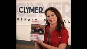 Clymer Manuals Honda Trx500 Foreman Maintenance Troubleshooting Repair Shop Manual Video