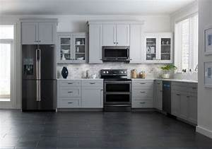 Samsung brings black stainless-steel finish to kitchen