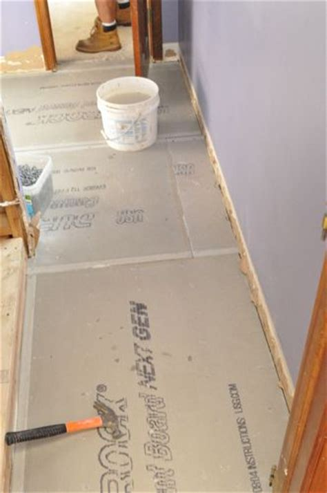 100 wood floor over self leveling compound how to
