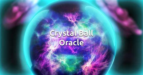 crystal ball oracle spirit navigator