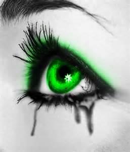 Beautiful Crying Eyes Drawing