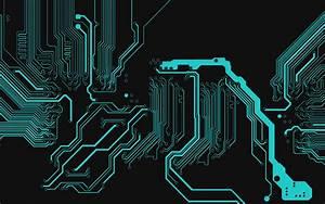 Circuit Diagram Wallpaper