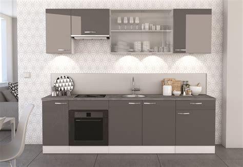 but meuble de cuisine meuble bas de cuisine contemporain 1 porte 1 tiroir blanc