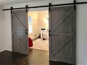 z door z barn doorquotquotscquot1quotstquotquotdoors4home With bi parting interior barn doors