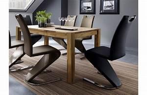 Chaise salle a manger noire design for Meuble salle À manger avec chaise salle a manger dossier haut