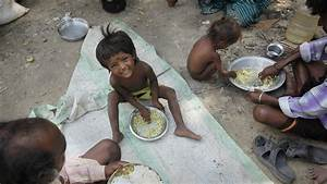 India's Massive Challenge Of Feeding Every Poor Person