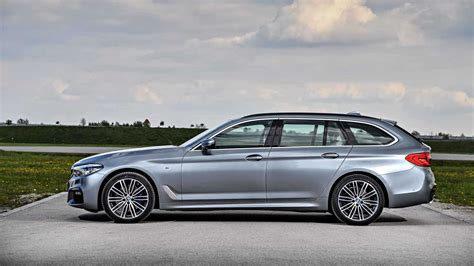 Mobil Bmw 5 Series Touring by 2017 Bmw 5 Series Touring Drive