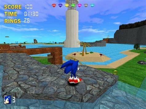 sonic adventure télécharger le jeu complete