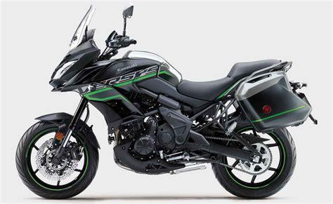 Versys 650 Image by Kawasaki Versys 650 Touring Motorcycle Versatile