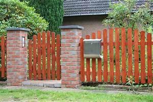 Gartentüren Aus Holz : staketen gartent r verschraubt ab 24 99eur premium ~ Michelbontemps.com Haus und Dekorationen