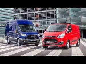 Probleme Ford Transit Custom : 2017 ford transit custom van ecoblue tdci youtube ~ Farleysfitness.com Idées de Décoration