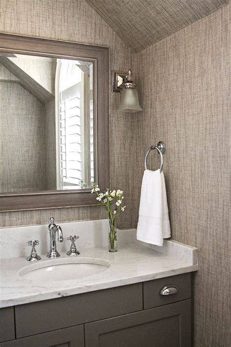 powder rooms images  pinterest bathroom bathrooms  small bathrooms