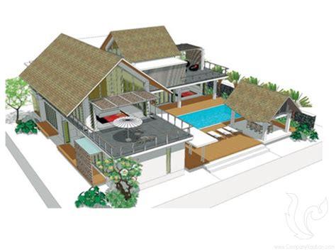 chambre immobiliere villa 5ch hua thanon samui