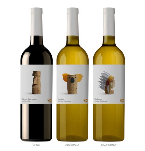 design and wine 40 creative wine label designs inspirationfeed part 2