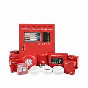 China Asenware New Addressable Firefighting Fire Alarm