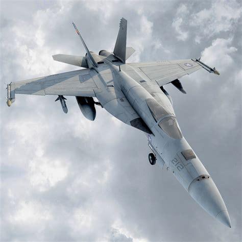 Fa-18e Super Hornet Max