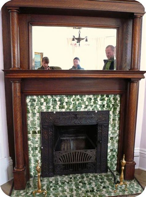 antique fireplace tiles 35 best images about fireplace redo plan 1 on
