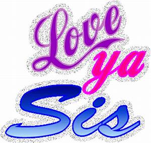L Love You Sister - ClipArt Best