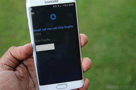 cortana app for android hey cortana may give ok a run for its money on