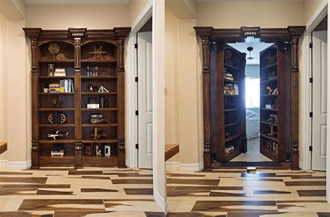 Door Bookcase by Bookcase Doors Secure Custom High Tech Secret