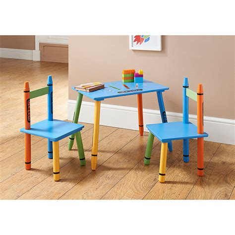 kids table n chairs b m crayon table chairs 311273 b m