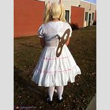 Homemade Broken Doll Costume | 508 x 680 jpeg 185kB