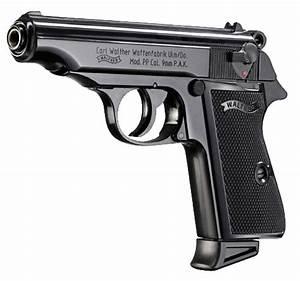 Vidéo De Pistolet : pistolet 9 mm a blanc walther pp noir d fense ~ Medecine-chirurgie-esthetiques.com Avis de Voitures