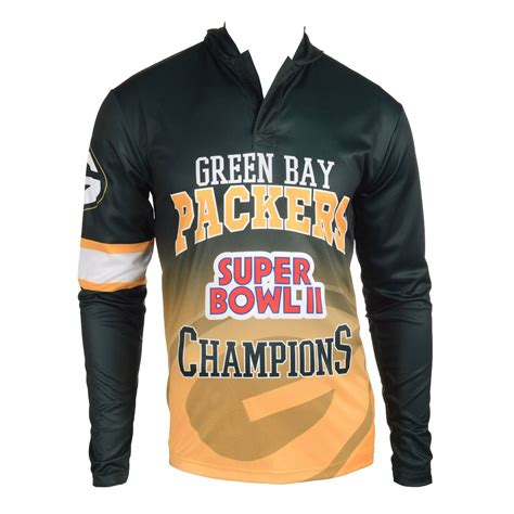 Green Bay Packers Super Bowl 2 Champions Commemorative