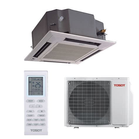 Klimaanlage A by Tosot Klima Deckenkassette 7 0 Kw Set 1 969 00