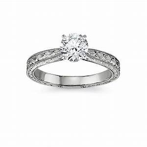 antique engagement rings round blue nile engagement rings cut With wedding rings blue nile