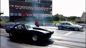 American Muscle Cars Drag Racing