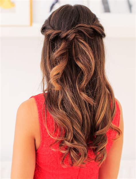 curls in hair styles easy everyday hairstyles luxy hair 6997