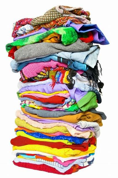 Clothing Selling Stack Extra Return Steps Few